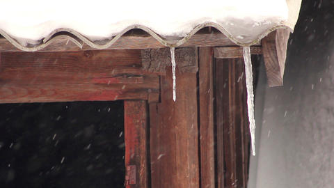 icicle 8 Stock Video Footage