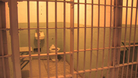 Alcatraz Cell Footage