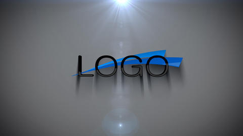 Simple 3D Logo VR 03 After Effects Template