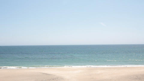 Japan Summer Beach Footage