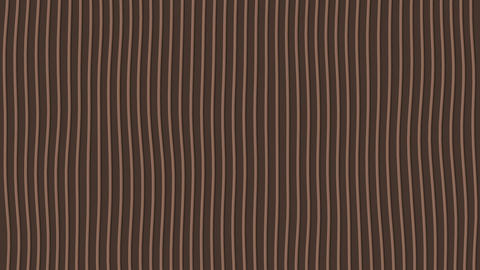 Chocolate lines background Animation