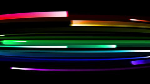 Light Beam Line 3 B 5 4 K, CG動画素材