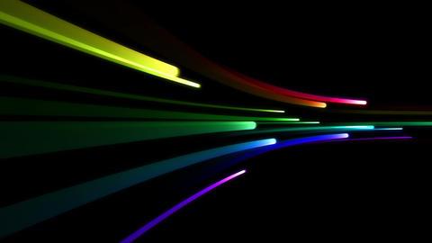 Light Beam Line 3 G 6 4 K CG動画
