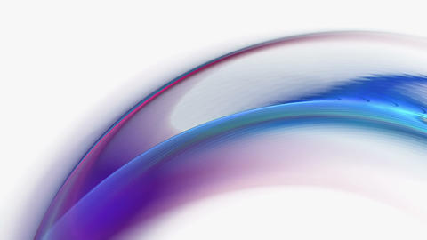 Colorful Dynamic Trails Animation