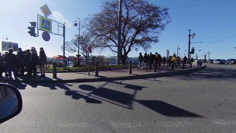 Kunstkamera in St. Petersburg Footage