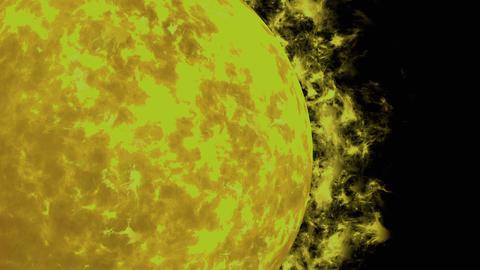 The sun CG動画