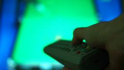 Tv Remote Control Footage