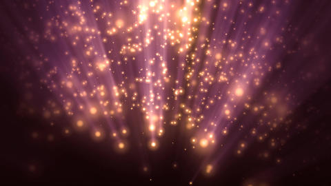 Heavenly Particles 1 Animation