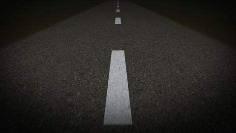 road 4k 2 Animation
