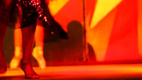 Cabaret stock footage