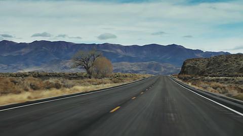 Cinematic Road Trip Footage