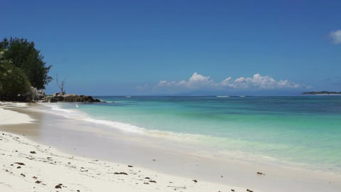 seychelles beach Live Action