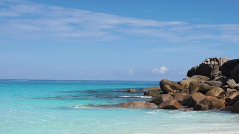 seychelles beach Footage