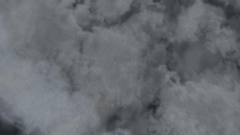 rain cloud Animation