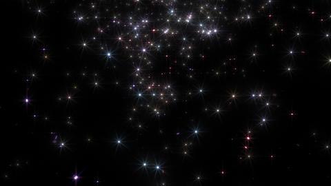 Star Particle A Jb 4 K CG動画