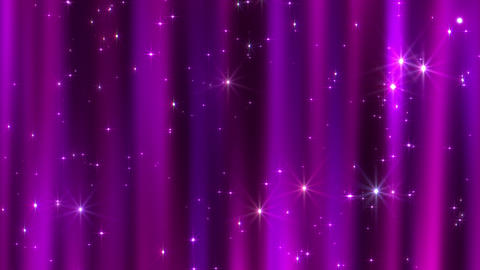 Star Particle B Bw 4 K CG動画
