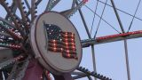 Carnival Rides stock footage