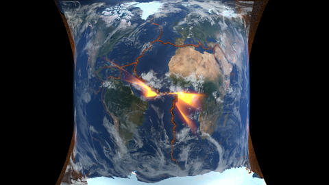 continental drift 06 Animation