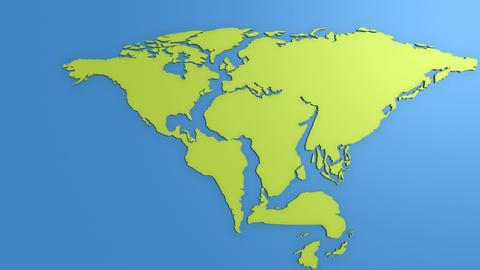 continental drift 12 Animation