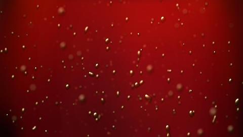 coke bubbles focus Stock Video Footage