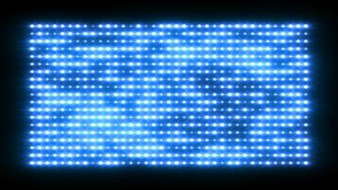Bright lights flicker Animation