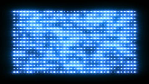 Bright lights flicker Stock Video Footage