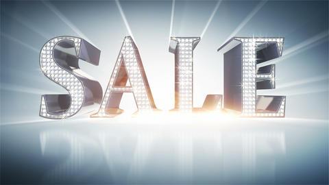 diamond SALE Stock Video Footage