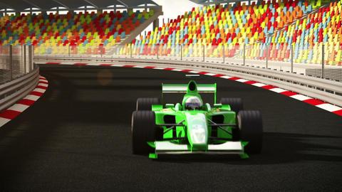 Racecars Animation