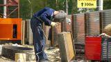 welder at work Footage