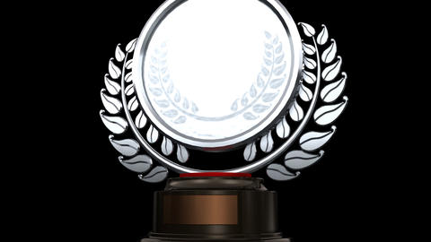 Medal Prize Trophy G HD Stock Video Footage