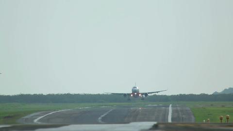 Crosswind landing Footage