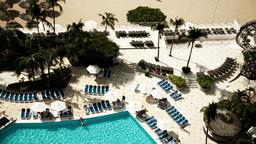 acapulco luxury hotel turists Footage