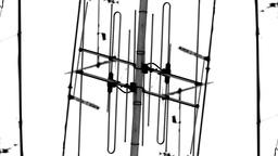 aerials signal television broadcast tv dish video Footage