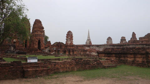 Ayutthaya Historical Park Live Action