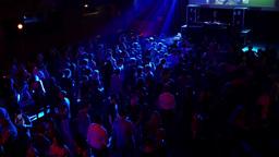 Barcelona Night Disco Party Dj Session Sala Apolo Live Action
