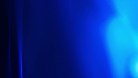 Futuristic blue lights background Footage