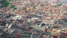 Historic center of Quito Footage