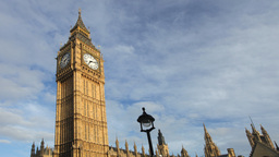 big ben parliament london uk Footage