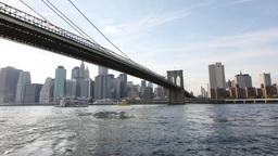 brooklyn bridge02 Footage