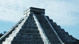 mayan ruins mexico chichen itza Footage
