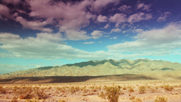 mountain range death valley california Footage