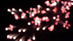 fireworks abstract light pattern explosion sparkle celebration Footage