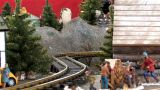 Toy Scale Trains Footage