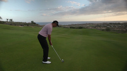 swing golf mexico luxury Footage