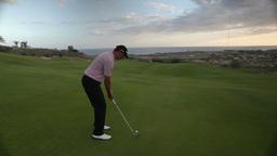 swing golf mexico luxury Footage