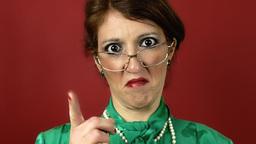 Evil teacher mistress Footage