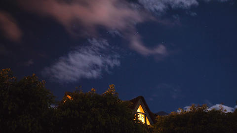 Moon light Footage