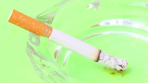 Cigarette time lapse Live Action