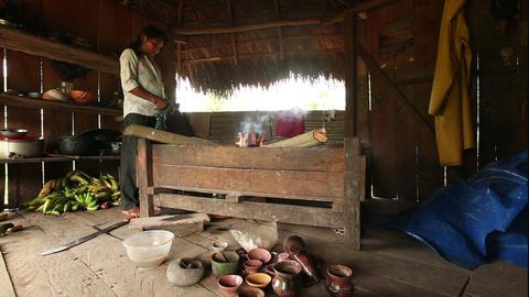 Pottery Making Twenty-fourth Part stock footage