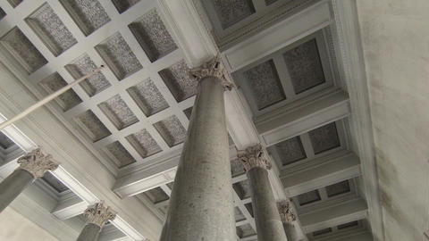 The magnificent ceiling Hermitage Footage